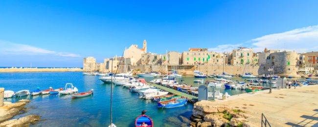 7-night stay in Puglia, South Italy with breakfasts + flights from Paris for only €134!