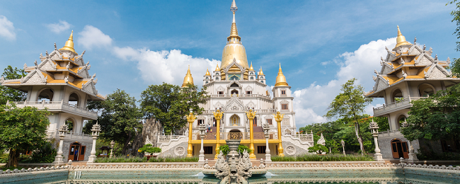 4* Air France: Cheap flights from several UK cities to Vietnam from only £348!