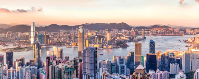 Los Angeles to Hong Kong for only $392!