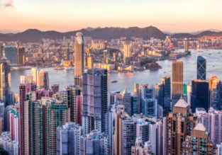 HOT! Cheap flights from Chicago to Hong Kong from just $331!