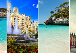 Malta, Valencia, Mallorca and London in one trip from Dusseldorf for only €58!