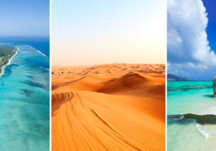 4 in 1 trip: Germany, Mauritius, the Seychelles and the UAE from London for only £563!