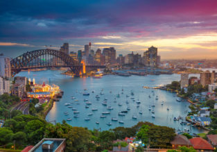 Cheap flights from Paris to Melbourne or Sydney for only €606!