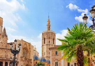 4* Eurostars Rey Don Jaime in Valencia, Spain for only €33! (€16.5/ £15 pp)