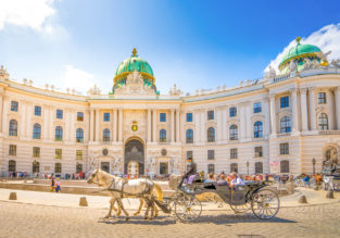 Cheap flights between Vienna and Eindhoven for just €19.98! Summer dates for €7 more!
