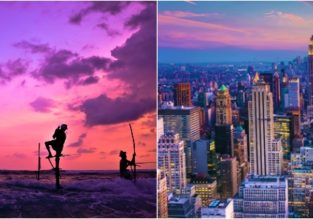Non-stop from Kyiv to New York or Sri Lanka from only €366!