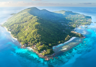 Germany to the Seychelles for only €493!