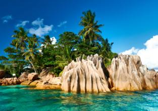 Cheap non-stop flights from Switzerland to breathtaking Seychelles for only €359!