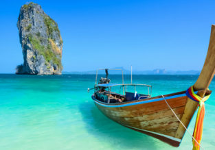 HIGH SEASON! Frankfurt to Bangkok, Thailand for only €348!