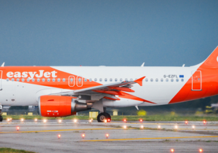 easyJet: 20 new routes from the UK in summer 2018!