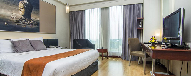 X-mas! Deluxe double room at 5* hotel in Indonesia for €25 (€12/ $15 per person)