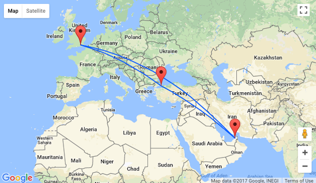 Turkey And Dubai In One Trip From London From Only 163 195