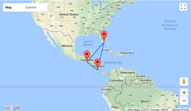 August Cheap Flights From Miami To Costa Rica For Just 203