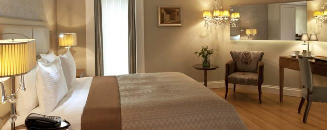 Double room at 4* luxury hotel in Istanbul for only €20! (€10/ $12 per person)
