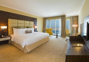 5* Jannah Burj Al Sarab Abu Dhabi for only €41! (€20.5/ $24 pp)