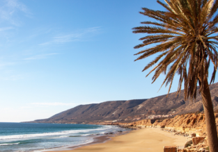 Cheap flights from Vilnius to Agadir, Morocco from only €17 one-way!