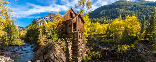 SUMMER: Cheap flights from Scandinavia to Denver, Colorado from only €270!