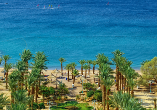 Cheap flights from Budapest or Bratislava to Eilat, Israel from only €15!