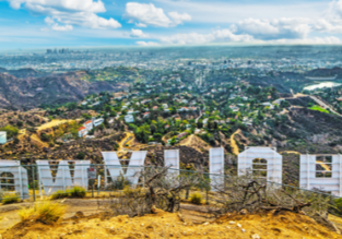 Non-stop from Manchester to Los Angeles for only £297!