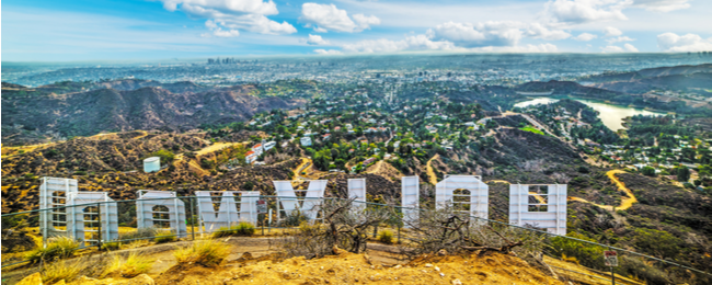 Cheap flights from Perth to Los Angeles for AU$726!