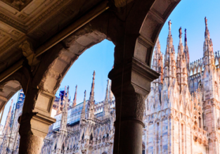 Non-stop flights from New York to Milan, Italy for only $350!