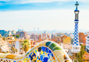 Cheap flights from the UK to Barcelona for just £19!