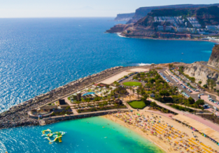 7-night stay at well-rated aparthotel in Gran Canaria + flights from Frankfurt for just €190!