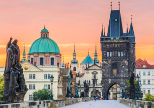 Cheap flights from Beijing to Prague from only $392!