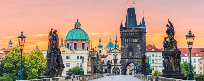 B&B stay in top-rated 5* hotel in Prague for only €60! (€30 / £27 per person)