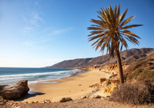 3 nights over the weekend in well-rated hotel in Agadir, Morocco + flights from Milan for just €65!