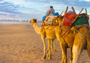 Morocco 7-day roadtrip! B&B stay at top-rated riads in Essaouira, Marrakech and Fez + flights from Italy and car rental for just €160!