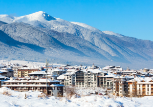 Ski season! Flights from Frankfurt to Bulgaria for only €19!