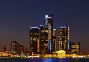 Hong Kong to Detroit for only $391!