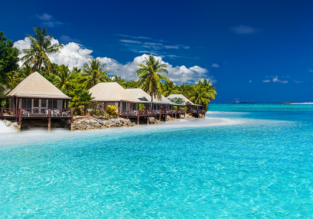 PEAK SUMMER, Xmas and NYE! Non-stop flights from Singapore to exotic Fiji for only $410!