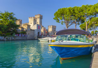Break in Garda Lake! 7 nights at well-rated aparthotel + cheap flights from London from just £116!