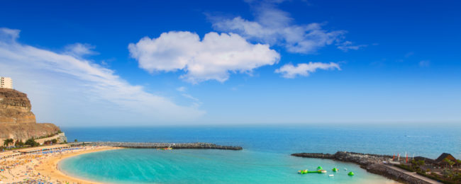 7-night stay at well-rated apartment in Gran Canaria + flights from Germany for just €129!