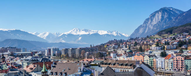 Ski Season! Cheap flights from London to Innsbruck from only £18!
