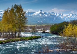 SUMMER: Non-stop flights from Moscow to Kamchatka for €300!