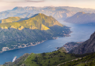 7-night stay in well-rated apartment in Montenegro + cheap flights from Milan for just €88!