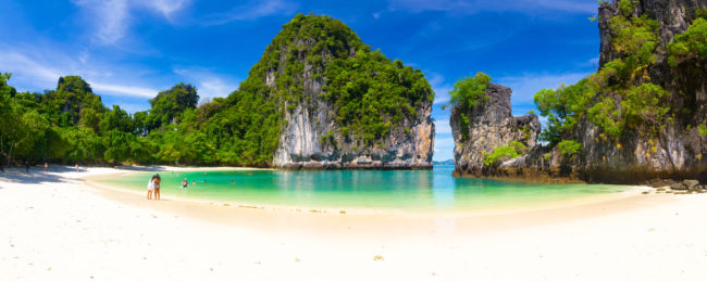 Cheap peak season flights from Singapore to Krabi or Phuket from only $58!