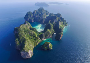 Cheap flights from Scandinavia or Lithuania to Krabi, Thailand from only €113 one-way! (or €301 roundtrip)