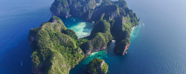 Cheap flights from Scandinavia or Baltics to Krabi, Thailand from only €109 one-way!