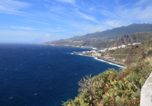 MAY! 7-night stay in well-rated aparthotel in La Palma, Canary Islands + flights from London for only £182!
