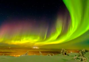 Cheap flights from Helsinki, Finland to the Arctic Circle for only €49!