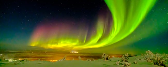 Cheap flights from Helsinki to Rovaniemi or Kittila, Lapland from only €47!