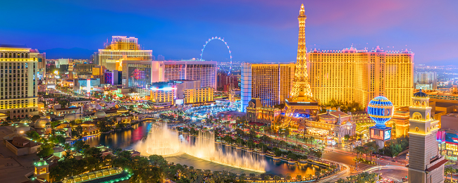 Summer! Cheap non-stop from Texas to Las Vegas and vice versa for only $96!