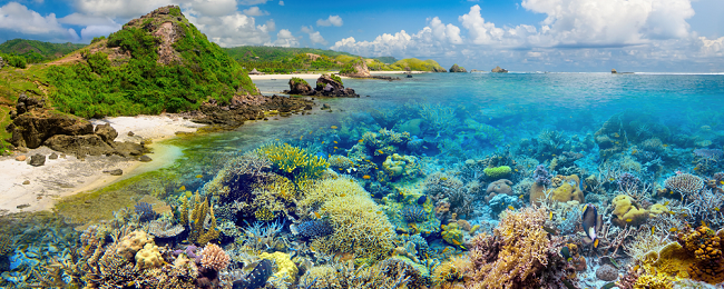 JULY! 5-night B&B stay in top-rated 4* hotel in Lombok + flights from Kuala Lumpur for $187!