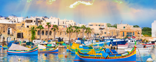 7-night stay at sea view hotel in Malta + flights from Belfast from just £101!