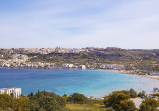 Mediterranean getaway! 4 nights at 4* luxury hotel & spa in Malta + flights from Germany for only €77!