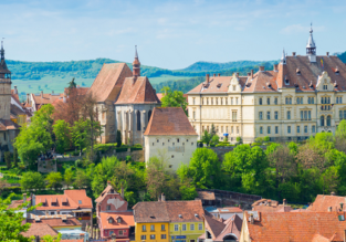 Peak summer! Non-stop from Dubai to Romania for only $67!